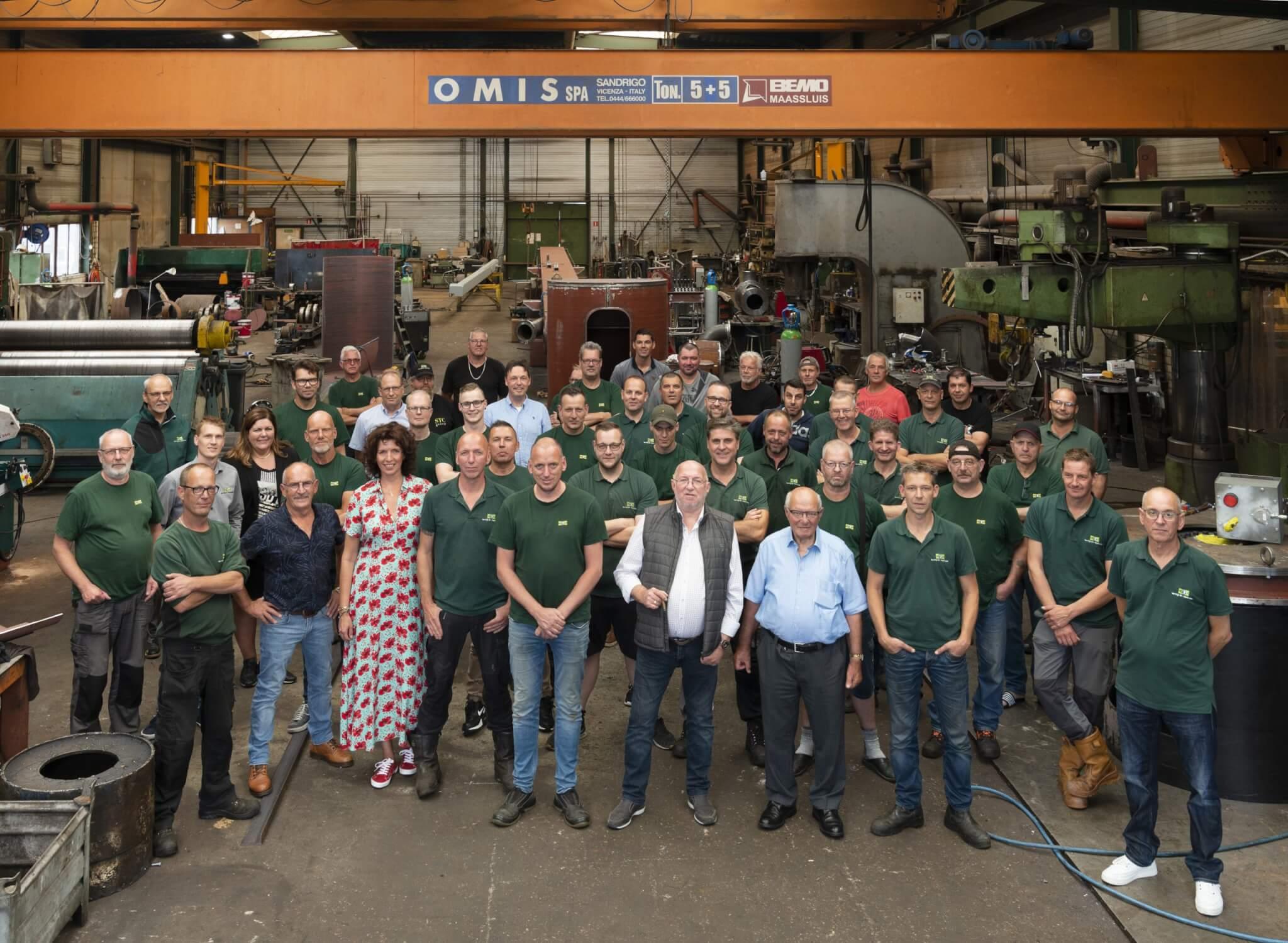Team van Wijk Werkendam