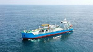 Singapore's first lng